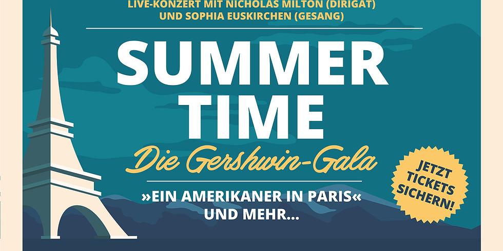 SUMMERTIME - Gerswhin-Gala