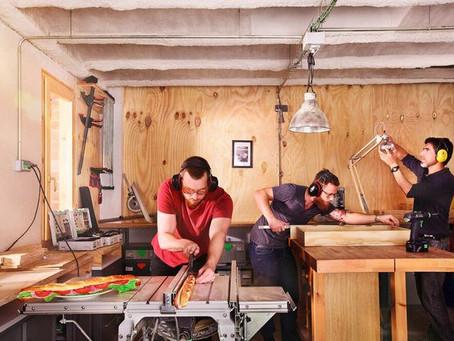 TMDC, el primer coworking para makers en Barcelona.