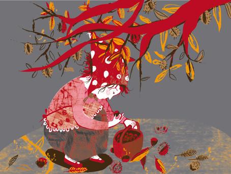 Feliz fiesta de equinoccio de otoño!