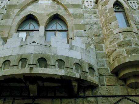 El castillo de Blas, una historia de amor en  nuestra calle