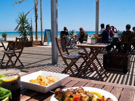 Los mejores chiringuitos de la costa de Barcelona