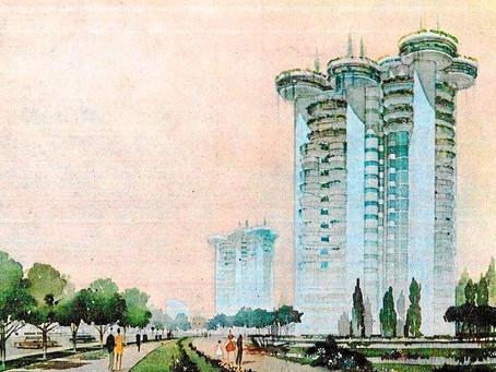 ARQUITECTURA ESPAÑOLA de la primera mitad del siglo XX