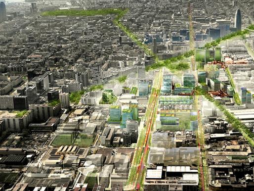 Superislas, un proyecto innovador de espacio urbano sostenible en Barcelona