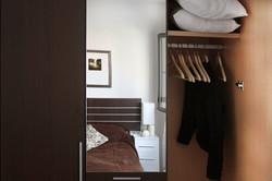 armarios espaciosos