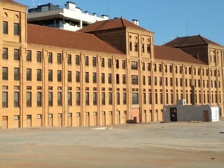 Cosme Toda, patrimonio industrial en l'Hospitalet
