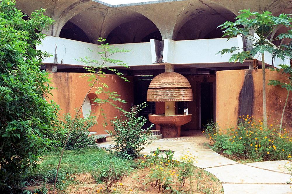 Auroville. Roger Anger
