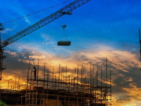 El sector de la construcción crece un 7% en 2018