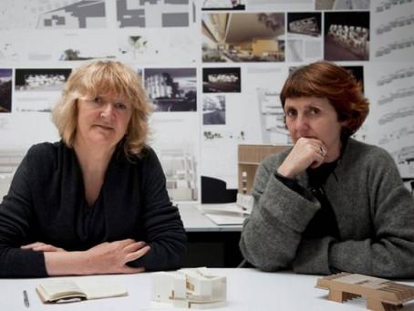 Las arquitectas Yvonne Farrel y Shelley McNamara, Premio Pritzker 2020
