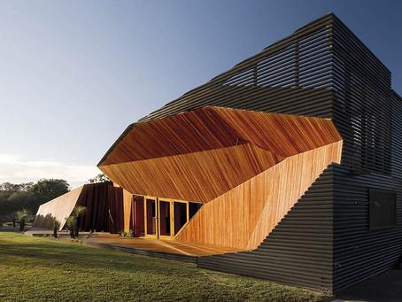 Sobre los límites de las artes: Arquitectura y escultura