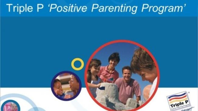 Triple P Positive Parenting Program (For parents with children age 2-12)