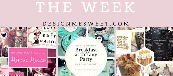 Top 5 Favorite Parties of the Week