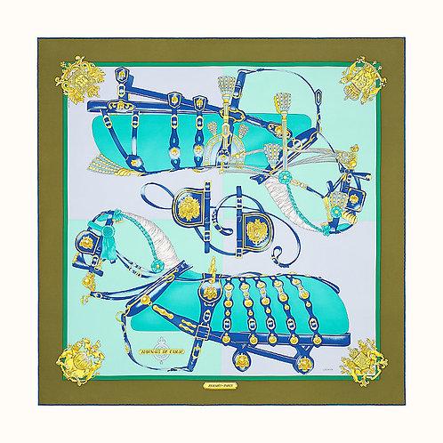 Hermès silk 90cm