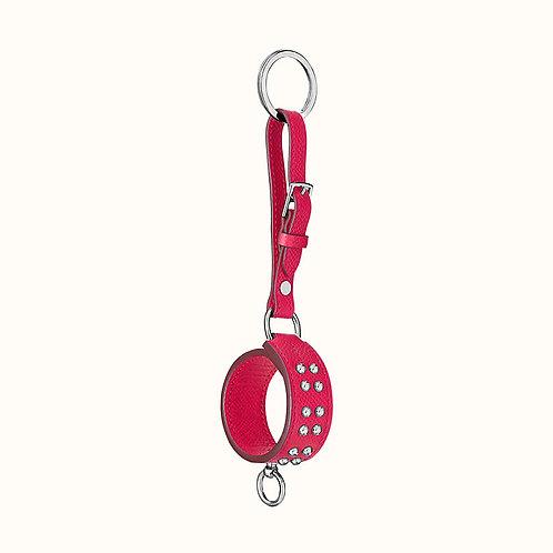 Hermes Collier de Chien Anneau key holder