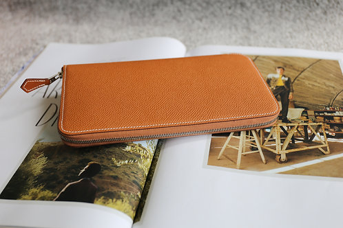 Hermes Silk in Wallet