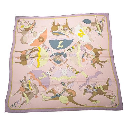 Hermes Silk Scarf 70×70