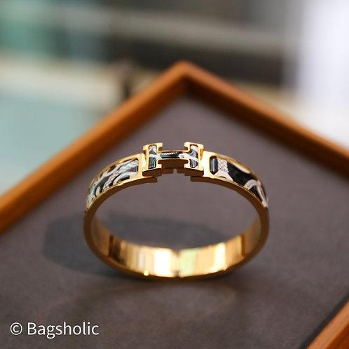 Clic H Panoplie Equestre bracelet