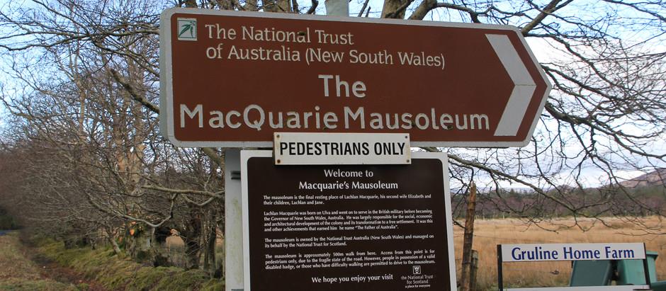 Mull and Australia