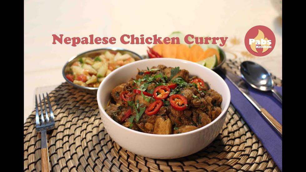 Nepalese Chicken Curry