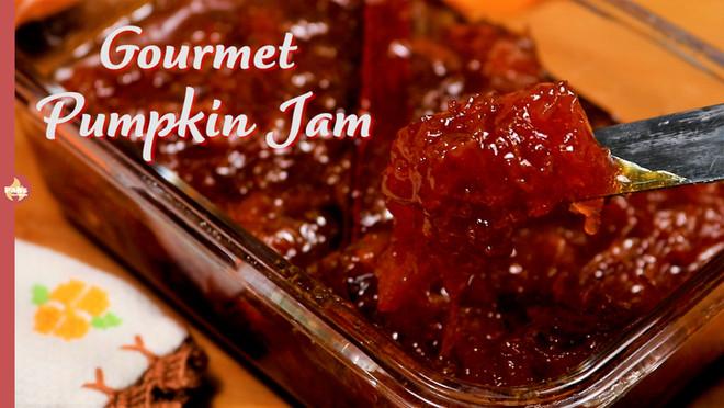 Gourmet Pumpkin Jam