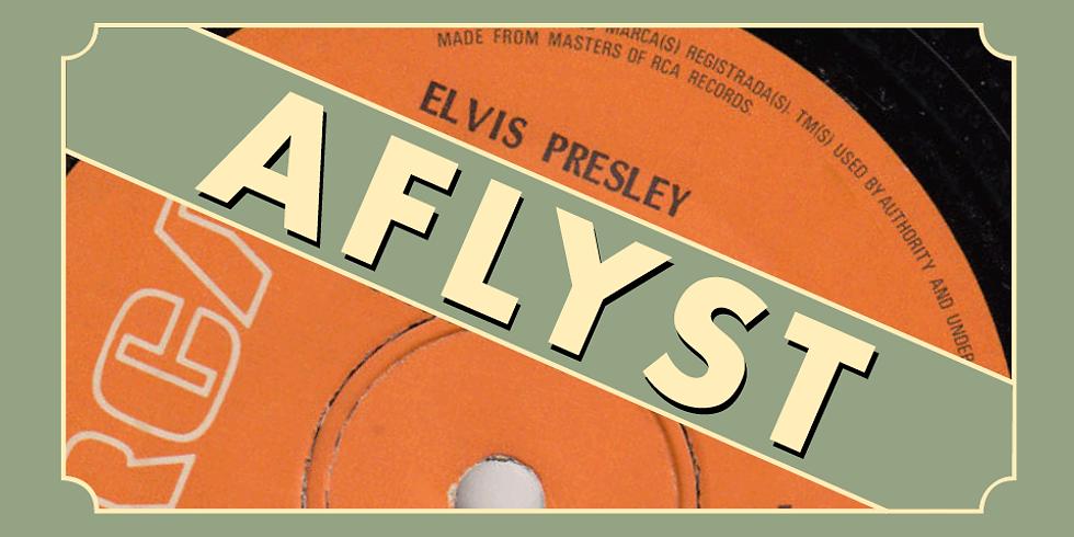Elvis foredrag og menu - pris kun 199,-
