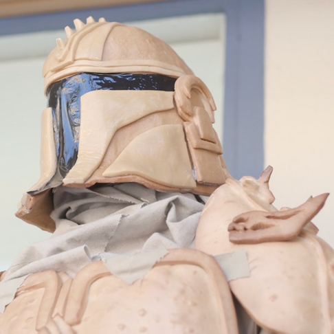 THE MANDALORIAN VISITS BENICIA