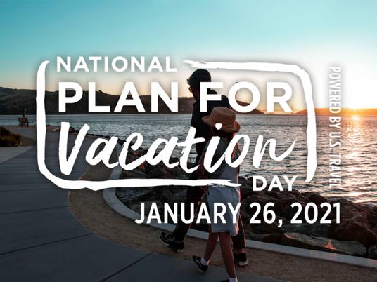 Benicia Celebrates National Plan Vacation Day