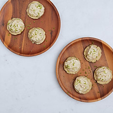 Simple & Fresh Key Lime Tarts