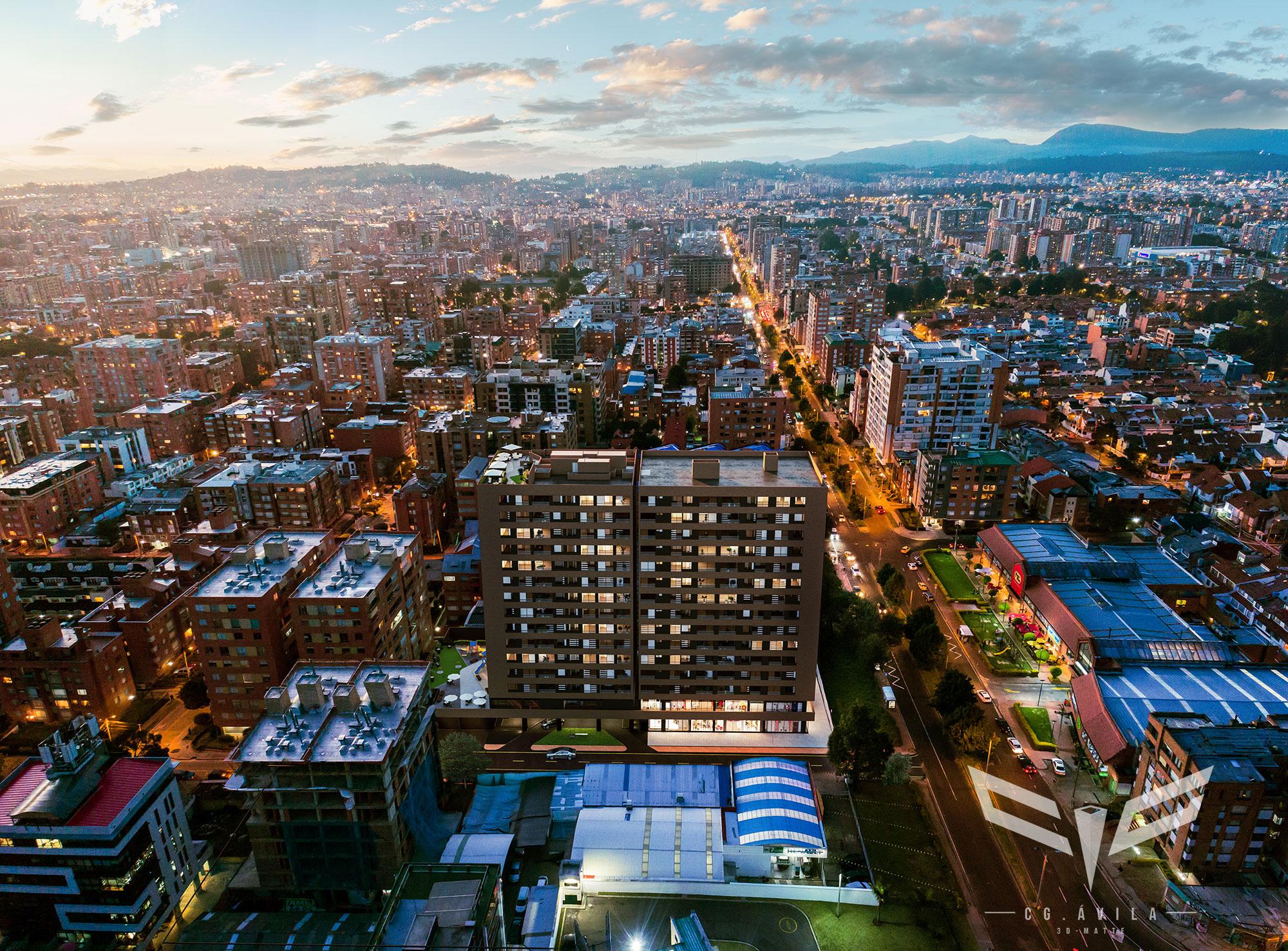 Proyecto Menta - Bogotá D.C.