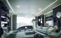 Diseño interior - Boca Ratón
