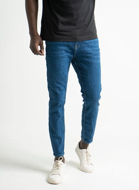 بنطلون جينز رجالي 99 P&B 88088