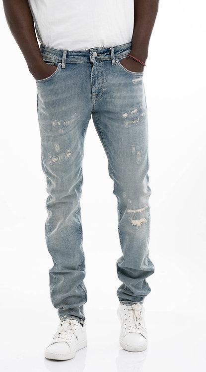 بنطلون جينز رجالي 99 SELECTED 0017