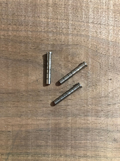 100g Inserts- Stainless Steel Adjustable
