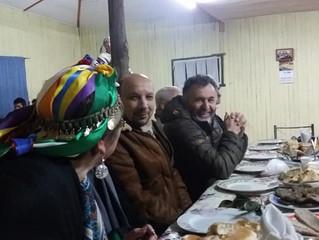 Alcalde y concejales celebran año nuevo mapuche junto a comunidades indígenas de la comuna