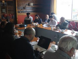 Alcalde y equipo Secplan presentan ante el CORE cartera de proyectos FNDR 2018
