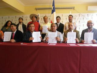 Alcaldes de La Unión y Corral se reúnen junto a seremi con el fin de ver avances en conectividad ent