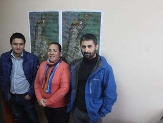 Profesionales de la Oficina de la Vivienda realizan su segunda salida a sectores rurales de la comun