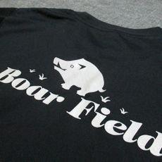 boar field T-shirt