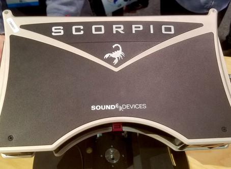 Sound Devices Scorpio Preview