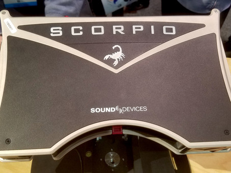 Sound Devices Scorpio Preview