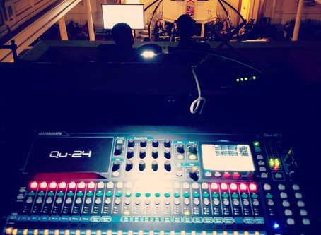 Live Sound: Now We're Mixing!