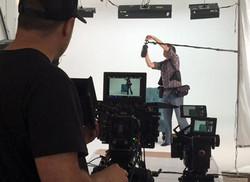 Studio Shoot with NY Sound Mixer