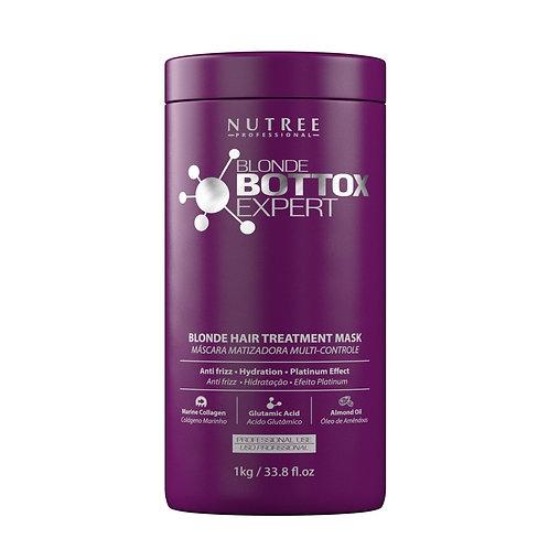 Blonde Botox Expert Purple Toning Mask Hair Treatment 33.8 fl.oz / 1 Kg