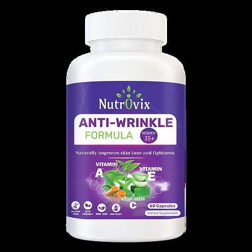 Anti - Wrinkle Formula for Women 35+ Pre-Wrinkle Formula