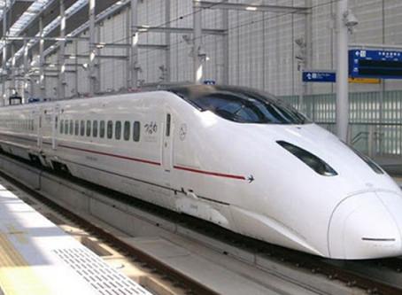 El primer tren de alta velocidad en Estados Unidos