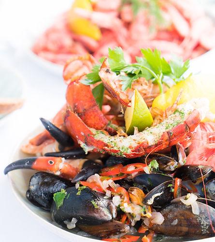 Waypoint Restaurant Fresh Seafood