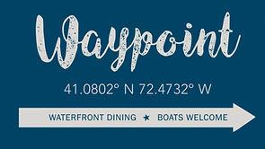 Waypoint Restaurant Logo