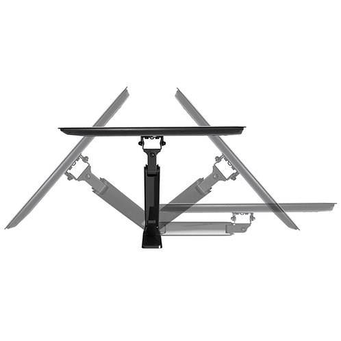 North Bayou Universal Articulating Gas Spring TV Mount F400