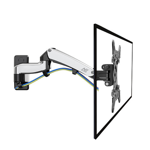 North Bayou Flexi Full Motion Articulating Gas Spring Wall Mount F300