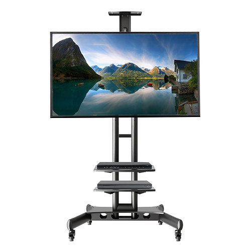 """NBAVMOUNT CA55 Multi-functional Mobile Stand for TV Panel 32""""~65"""""""