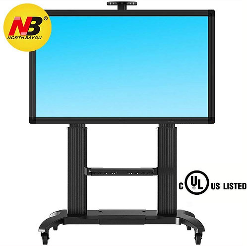 North Bayou Universal Mobile TV Cart TV Stand CF100 with mount for Flat Panel